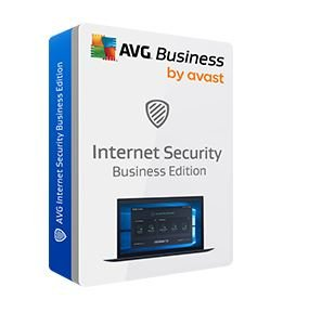 AVG Internet Security Business, 10 lic. / 24 m. - obrázek produktu