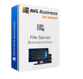 AVG File Server Business Edition, 3 lic. / 24 m. - obrázek produktu