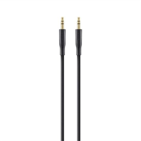 BELKIN Portable Audio Cable 1m - Gold Connector - obrázek produktu