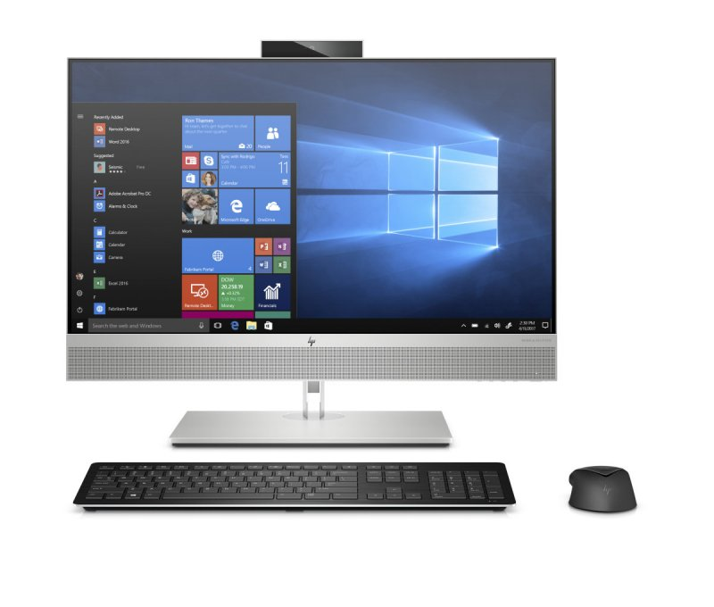 "HP EliteOne 800 G6 AiO 27""Touch QHD i7-10700/ 16GB/ 512SSD/ WiFi/ 10P DisplayPort+USB-C+HDMI(in) - obrázek produktu"