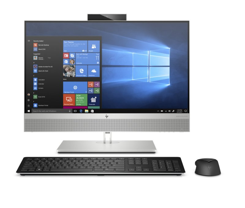 "HP EliteOne 800 G6 AiO 23.8""T i7-10700/ 16GB/ 512SSD/ WiFi/ W10P DisplayPort+USB-C+HDMI(in) - obrázek produktu"