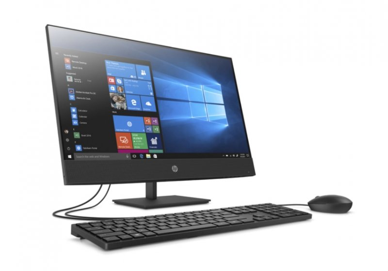 "HP ProOne 440 G6 AiO 23.8""NT i5-10500T/ 8GB/ 512SSDWiFi 6 + BT/ DVD/ DOS DisplayPort+HDMI+HDMI IN - obrázek č. 2"