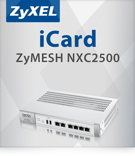 ZYXEL E-icard to enable ZyMesh function on NXC2500 - obrázek produktu