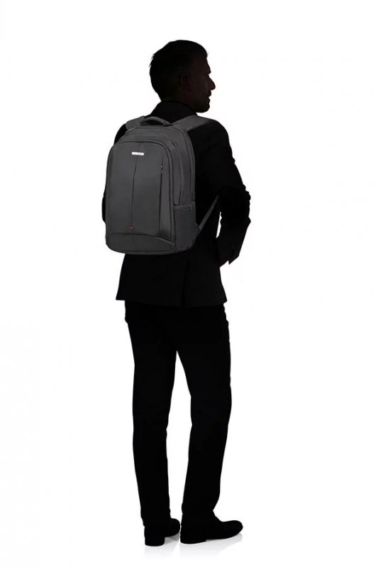 "Samsonite Guardit 2.0 LAPT. BACKPACK M 15.6"" Black - obrázek č. 8"