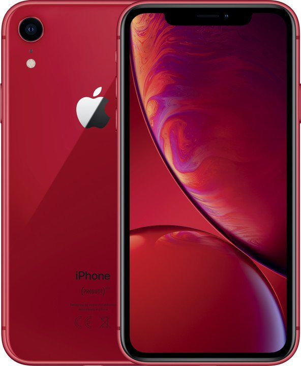 iPhone XR 64GB (PRODUCT)RED - obrázek produktu