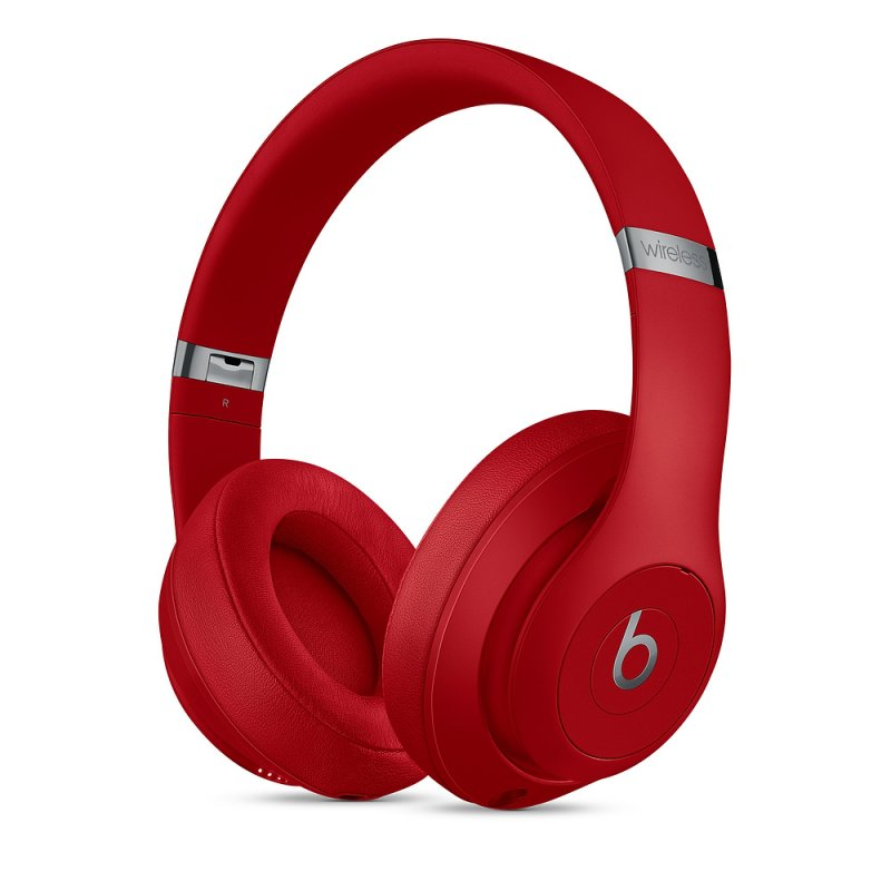 Beats Studio3 Wireless Headphones - Red - obrázek produktu