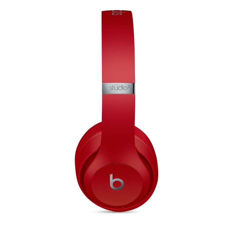 Beats Studio3 Wireless Headphones - Red - obrázek č. 1