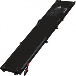 2-POWER Baterie 11,4V 4865mAh pro Dell Precision 5510, XPS 15 (9550), Vostro 7590  (77053271)