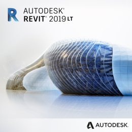 Revit LT 2020 Commercial New Single-user ELD 3-Year Subscription  (828L1-WW9193-T743)