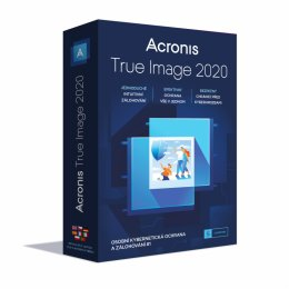 Acronis True Image 2020 Advanced Subscription 5 Comp + 250 GB Cloud Storage - 1 year subscription  (THKASGLOS)