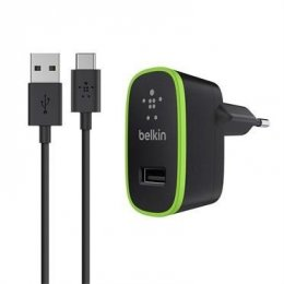 Obrázek BELKIN USB-C Charger 5V/ 2,1A + USB-A to USB-C cable, b