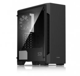 Obrázek Zalman S3 ATX MID Tower Computer Case with window