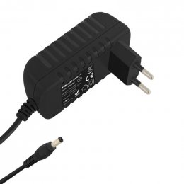 Qoltec Universal AC adapter 24W | 12V | 2A | 5.5*2.5  (51102.24W)