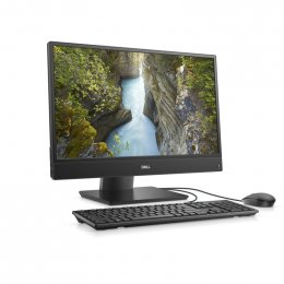 "Dell Optiplex 5260 AIO 22"" Touch FHD i5-8500/ 8GB/ 500GB/ MCR/ DP/ W10P/ 3RNBD/ Černý  (5260-3640)"