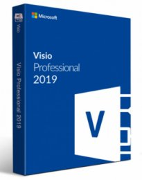 Visio Pro 2019 Eng  (D87-07432)