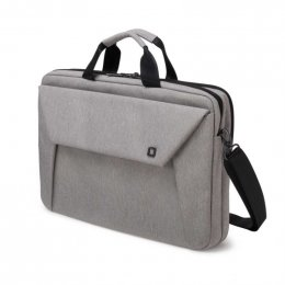 Obrázek Dicota Slim Case Plus EDGE 14-15.6 light grey