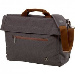 "Obrázek Wenger brašna SunScraper Double Flap Over 16"" Grey"