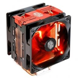 chladič Cooler Master Hyper 212 LED Turbo, red  (RR-212TR-16PR-R1)