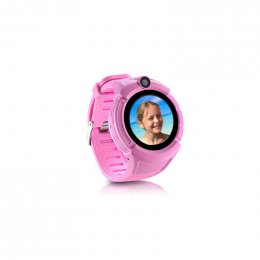 Smart hodinky GUARDKID+ PINK  (8588006962529)
