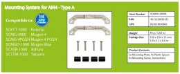 SCYTHE SCAM4-1000A Mounting System for AM 4 Type A  (SCAM4-1000A)