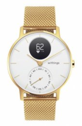 Obrázek Withings Steel HR (36mm) LIMITED EDITION - Champagne Go