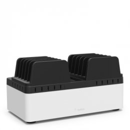 Obrázek BELKIN Storage and Charge Fixes slots 10 ports USB Powe