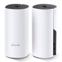 TP-Link AC1200 Whole-Home Mesh Wi-Fi System Deco M4(2-Pack), 2xGigabit port  (Deco M4(2-Pack))