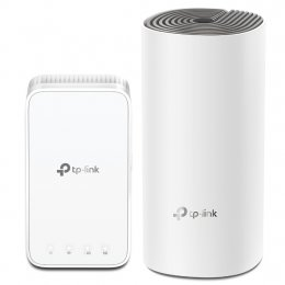 TP-Link AC1200 Whole-home WiFi System Deco E3(2-pack) AC1200 router+extender  (Deco E3(2-pack))