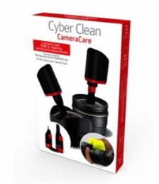 Obrázek CYBERCLEAN CameraCare refill and cleaning set