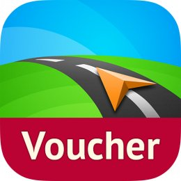 Sygic Voucher - Europe - Premium+ Real View + Traffic pro Android i iOS  (8586015439742)