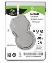 "HDD 2,5"" 500GB Seagate BarraCuda 128MB SATA 5.4k  (ST500LM030)"