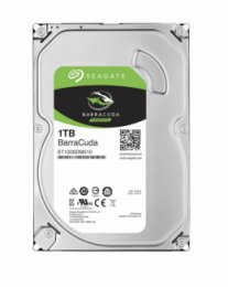 HDD 1TB Seagate BarraCuda 64MB SATAIII 7200rpm 2RZ  (ST1000DM010)