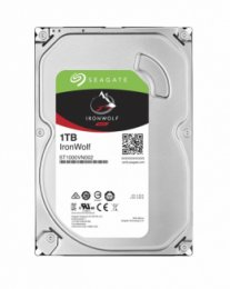 HDD 1TB Seagate IronWolf 64MB SATAIII 5900rpm NAS  (ST1000VN002)