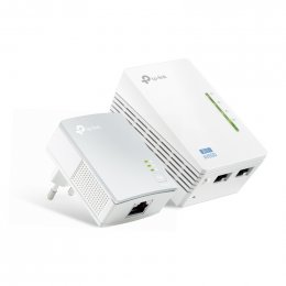 TP-Link TL-WPA4220Kit N300 Powerline Extend.Kit  (TL-WPA4220KIT)