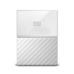 "Ext. HDD 2,5"" WD My Passport 2TB USB 3.0 bílý"