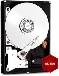 HDD 8TB WD80EFAX Red 256MB SATAIII 5400rpm NAS  (WD80EFAX)