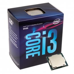 CPU INTEL Core i3-8300 BOX (3.7GHz, LGA1151, VGA)  (BX80684I38300)