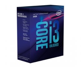 CPU Intel Core i3-8350K (4.0GHz, LGA1151, VGA)  (BX80684I38350K)