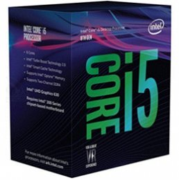 CPU Intel Core i5-8400 TRAY (2.8GHz, LGA1151, VGA)  (CM8068403358811)
