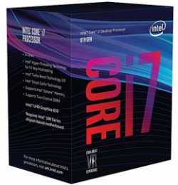 CPU Intel Core i7-8700 BOX (3.2GHz, LGA1151, VGA)  (BX80684I78700)