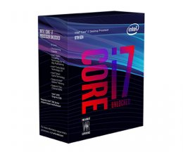 CPU Intel Core i7-8700K (3.7GHz, LGA1151, VGA)  (BX80684I78700K)