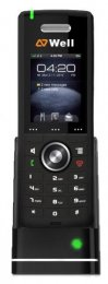 "WELL RTX8630 IP DECT ručka pro RTX8660,2"" bar.LCD,8 prog.tl.  (10000185)"