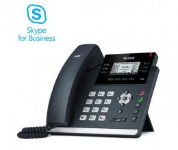 "Yealink T42S Skype for Business tel., PoE, 2,7"" 192x64 LCD, 15 prog.tl., GigE  (10000275)"