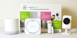 D-Link DCH-107KT Home Security Starter Kit  (DCH-107KT)