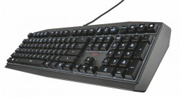 kláv. TRUST GXT 880 Mechanical Gaming Keyboard CZ/ SK  (21634)