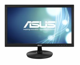"22"" LED ASUS VS228NE - Full HD, 16:9, DVI,VGA  (90LMD8001T02211C-)"