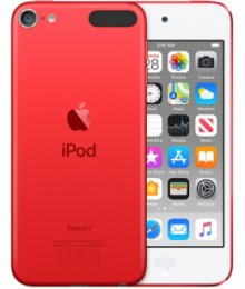 iPod touch 256GB - PRODUCT(RED)  (MVJF2HC/A)