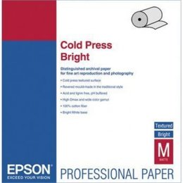 "Cold Press Bright 24""x50`  (C13S042314)"