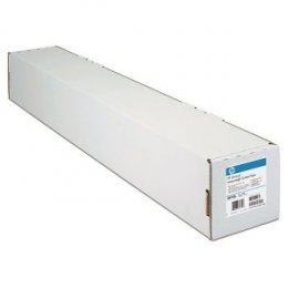 HP Coated Paper, 594mm, 45 m, 90 g/ m2  (Q1442A)