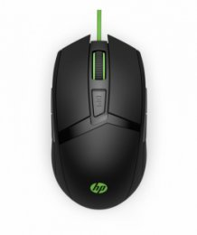 HP Pavilion Gaming USB mouse 300  (4PH30AA#ABB)